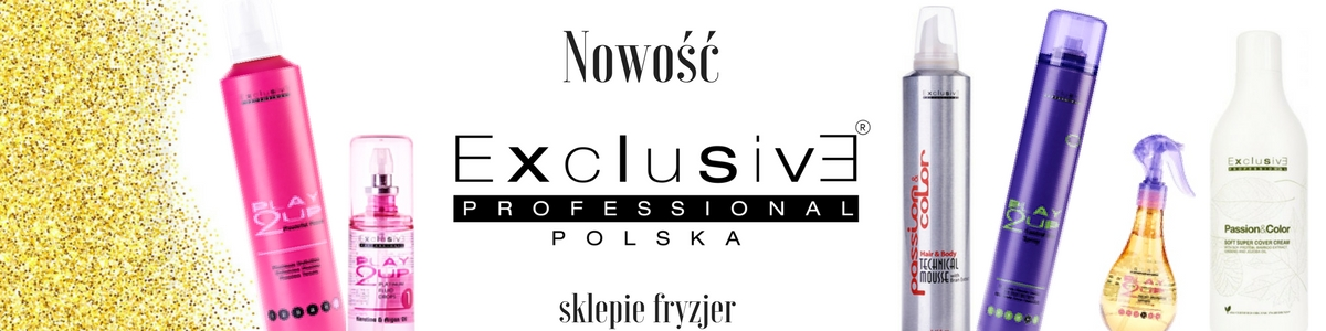 EXCLUSIVE PROFESSIONAL